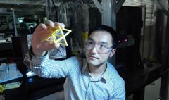 Researchers develop new ultralight, ultrastiff 3D printed materials