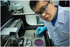 Novel exfoliation method paves the way for printable optoelectronic devices
