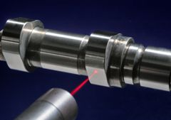 New bidirectional sensor measures the shape and roughness of shafts inline