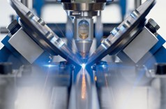 Aerospace fabrication company upgrades to solid-state laser technology