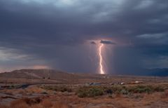 Lasers to control lightning strikes