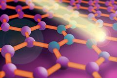 Controlling electrical behaviour of graphene with laser pulses