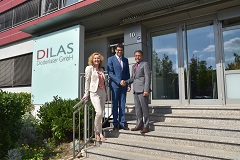 Dilas acquires HQ from German state