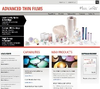 ATFilms and Precision Photonics website