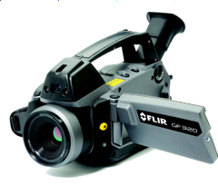 GF306 gas detection camera - Flir Systems