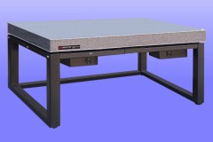 Negative-stiffness optical table isolation system - Elliot Scientific