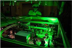 world s most powerful laser under construction electro optics