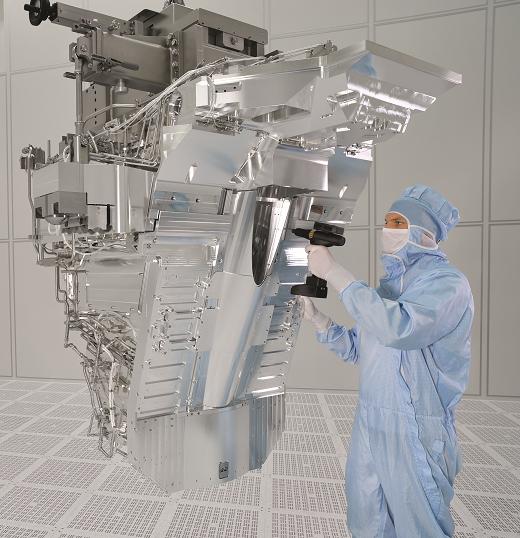 Euv Lithography Reaches The Starting Line Electro Optics
