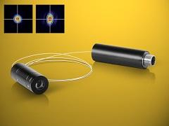 Laser Components has introduced the MVfiber; a fibre-delivered laser with a detachable optical head - the FP-FLH